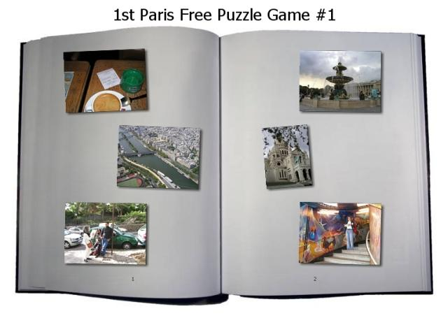 Click to view 1st Paris Puzzle Game Part 1.0 screenshot